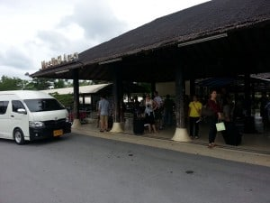 Koh Samui Airport Transfer - Meeting Point at Arrival Hall