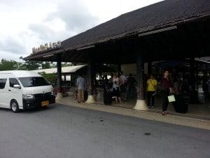 Koh Samui – Trasferimenti dall'aeroporto