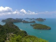 Ang Thong Nationalpark Ausflug gebucht bei Easy Day Samui