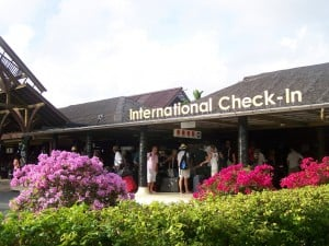 Koh Samui International Airport - The most beautiful Airport in Thailand
