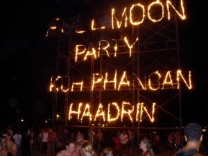 Koh Phangan - Insel der berühmten Full Moon Party