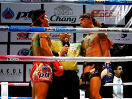 Muay Thai – Thai kick-Boxing