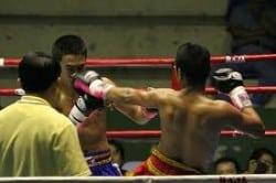 Kick Boxing - Koh Samui