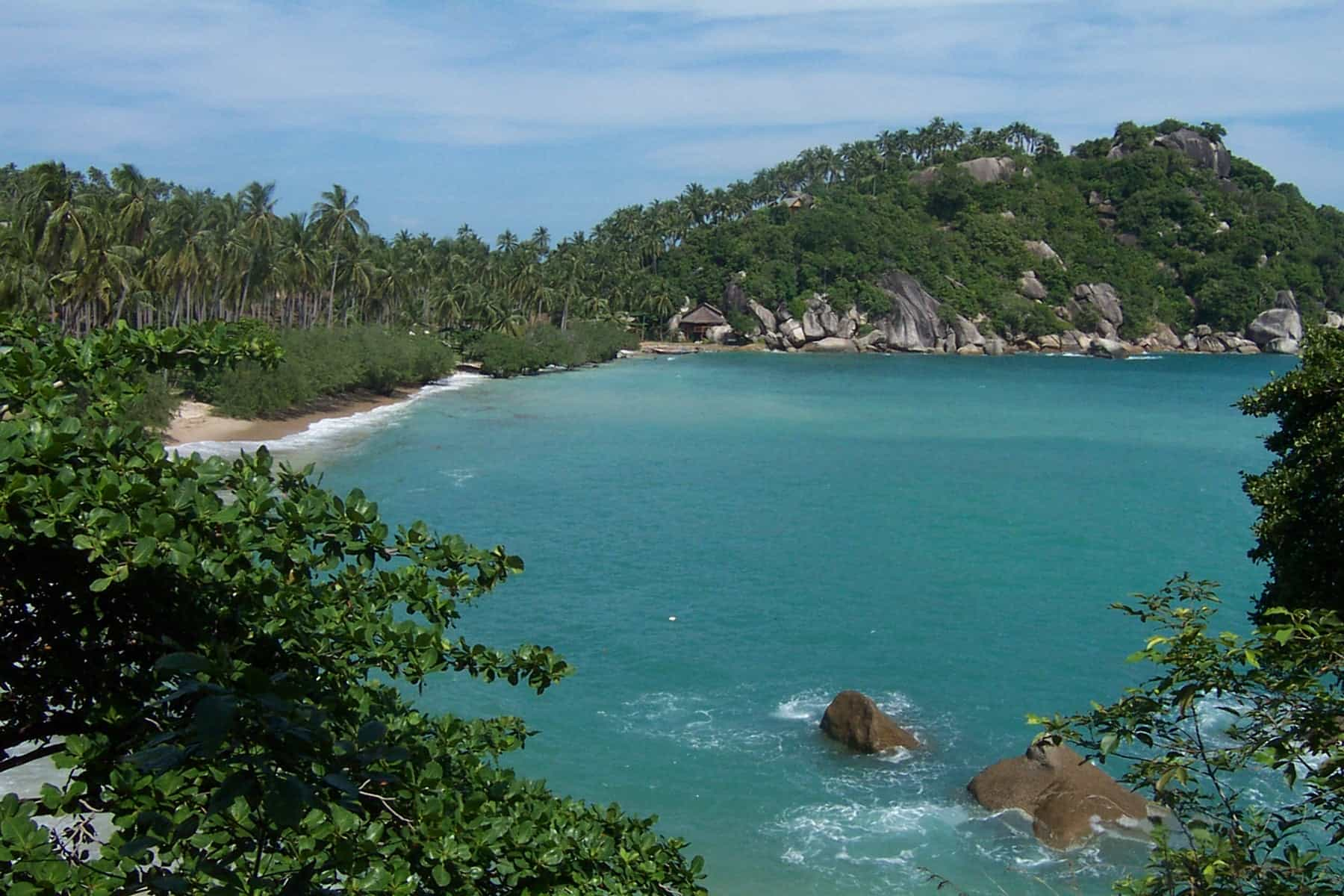 Koh Phangan - Home of the Famous Full Moon Party