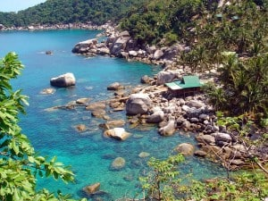 Koh Tao - Mango Bay