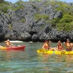 Samui Kayaking - Family Fun