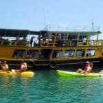 Samui Kayaking & Snorkeling - MV Blue Star