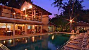 Malibu Beach Resort Koh Samui Hotels