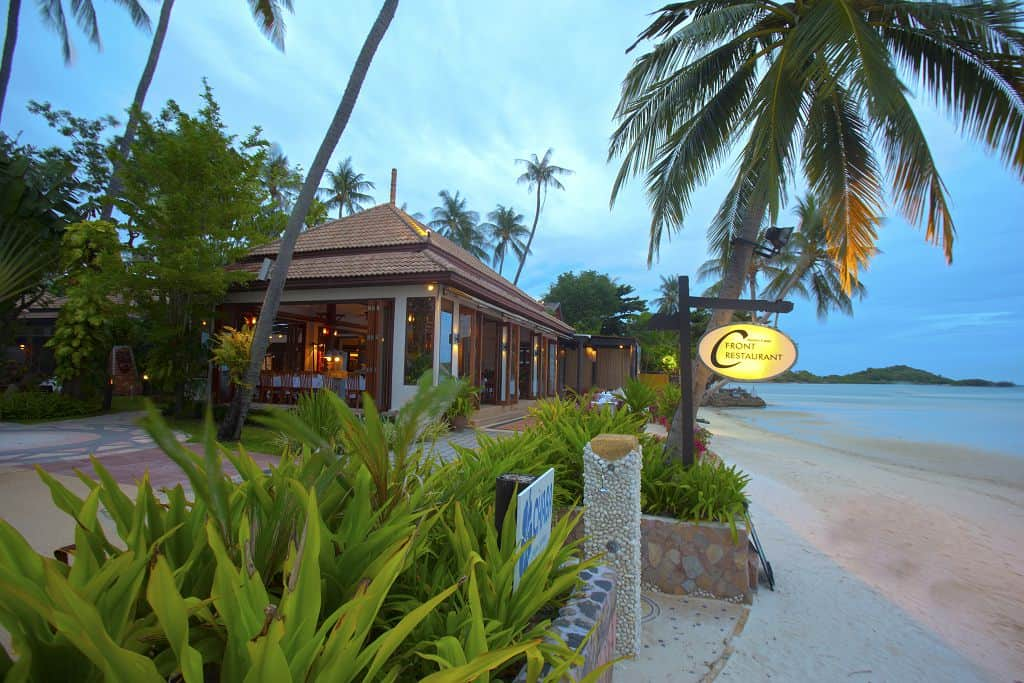 Chaba Cabana Beach Resort Koh Samui Chaweng