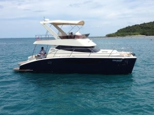 Diamond Cat - Boat Charter Samui