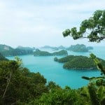 Ang Thong Nationalpark - View Point
