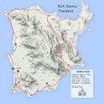 Custom Samui Bicycle Tours -Northern Climb Tour