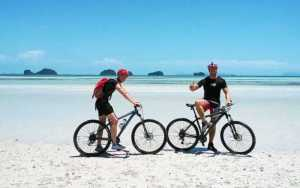 Half Day Samui Bike Tours - Beachs