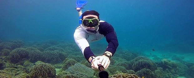 Koh Samui Snorkeling - Selfie