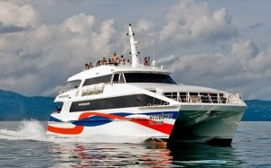 Lomprayah - Koh Samui Ferry Transfer