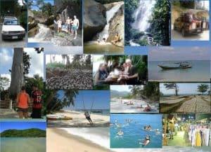 Koh Phangan Ausflug von Koh Samui aus