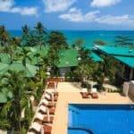 Seaview at Lamai Coconut Beach Resort - Koh samui, Thailand