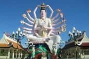 temples of Koh Samui