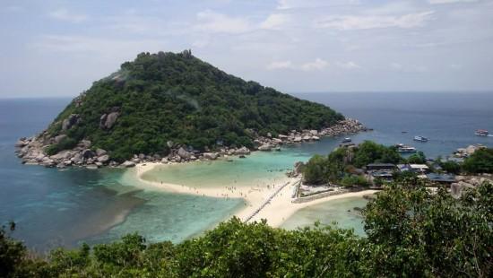 Samui Koh Nang Yuan Snorkeling