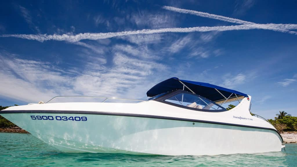 Samui Speedboat Charter